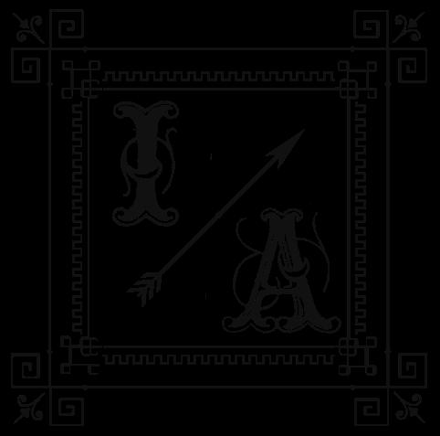 Innocents Adrift Black Logo
